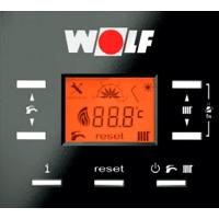 Котел газовий конденсаційний Wolf FGB - K - 35 2-контурний 35 кВт