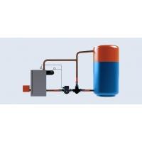 Змішувальний вузол для твердопаливних котлів Laddomat 11-30, 3xCu22, LM4-130 mm, 63°C арт. 11110963