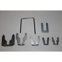 Елементи кріплення (комплект) Viessmann Vitopend 100 WH1B арт. 7825514