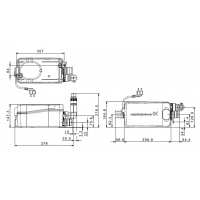 Насос для водовідведення Grundfos SOLOLIFT2 D-2  (97775318)