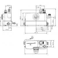 Насос для водовідведення Grundfos SOLOLIFT2  WC-3  (97775315)