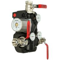 Змішувальний вузол для твердопаливних котлів Laddomat 21-100, R32, RS25-7, 57°C арт. 11211151