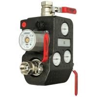Змішувальний вузол для твердопаливних котлів Laddomat 21-100, R32, RS25-7, 63°C арт.11211161