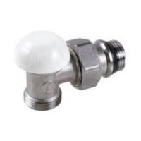 """Кутовий відсічний клапан, хромований, з під'єднаннями 1/2"""" X16 Giacomini арт. R29X033"""