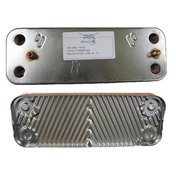 Теплообменник ГВС 2060308