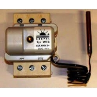 Обмежувач температури WT-3 45A 75°C (тепла підлога) Kospel Lp, L1p арт. 00489