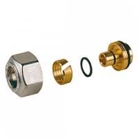 Перехідник для металополімерної труби, 18 X (16X2,0) Giacomini арт. R179MX024