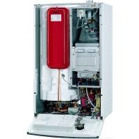 Котел газовий димохідний BAXI Nuvola 3 Comfort 240 i, 24 кВт. з бойлером 60 л.