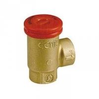 """Запобіжний клапан з внутрішньою різьбою, 1/2"""" X 2,5 bar Giacomini арт. R140RY102"""