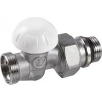 """Прохідний відсічний клапан, хромований, з під'єднаннями 1/2"""" X16 Giacomini арт. R31X033"""