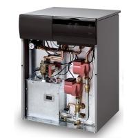 Котел газовий димохідний  двоконтурний  BAXI SLIM 2.230 i 4E з бойлером 50л