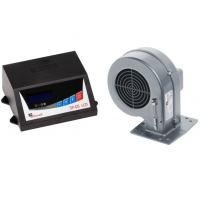 Комплект KG Elektronik контролер SP-05 LCD і вентилятор DP-02