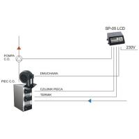 Контролер KG Elektronik SP-05 LCD
