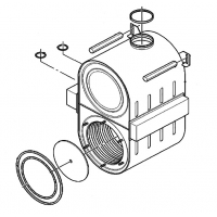 Теплообмінник основний Vaillant VU 656 арт. 180912