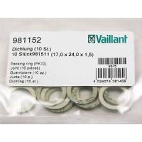 Ущільнююче кільце паронітове (10 шт.) Vaillant арт. 981152