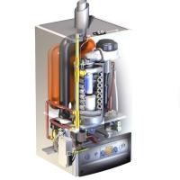 Котел газовий конденсаційний Wolf CGB - 50.  50 кВт.