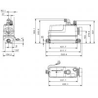Насос для водовідведення Grundfos SOLOLIFT2  CWC-3  (97775316)