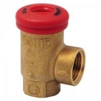 """Запобіжний клапан з внутрішньою різьбою, 3/4"""" X 2,5 bar Giacomini арт. R140Y022"""