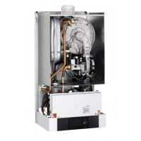 Котел газовий конденсаційний одноконтурний Viessmann VITODENS 200-W 2,6-26 кВт з Vitotronic 100 тип HC1B.  B2HB021